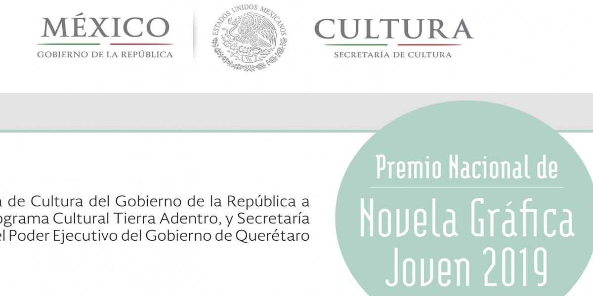 Premio Nacional De Novela Gráfica Joven 2019